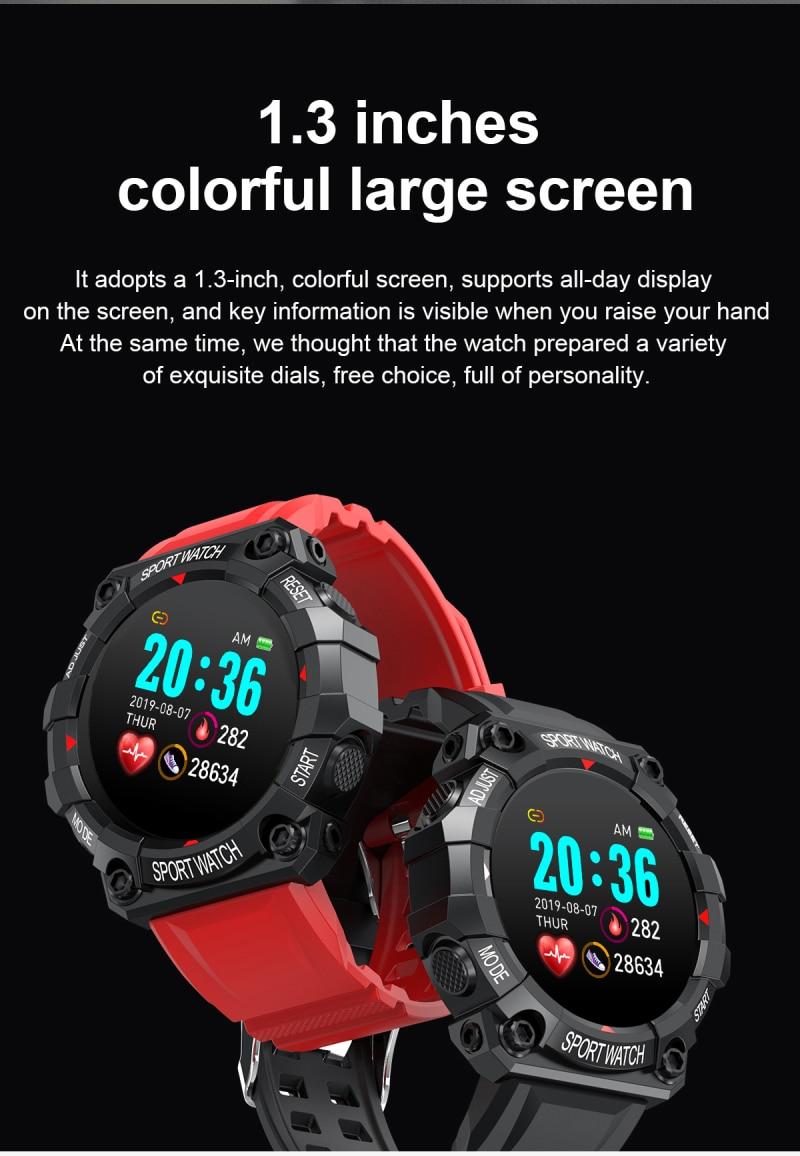 Smart Watch Health Monitor